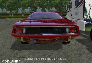 FS17 1971 Plymouth Cuda, 3 photo