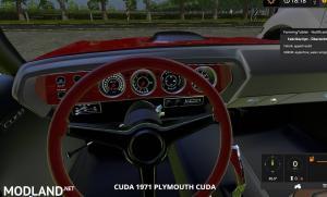 FS17 1971 Plymouth Cuda, 8 photo