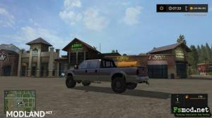 UPDATE! Ford F-250 Kings Ranch Fuel Truck
