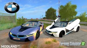 BMW I8 V1.0, 1 photo