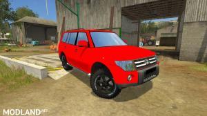 Mitsubishi Pajero, 4 photo