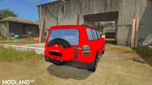 Mitsubishi Pajero - External Download image