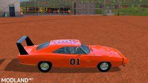 FS17 Dodge Charger Daytona Dukes of hazard version, 2 photo
