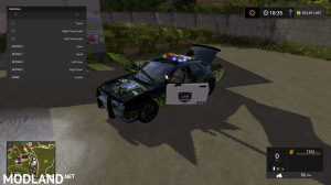 FS17 Dodge Demon Police, 1 photo