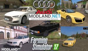 FS17 Audi Pack 2019