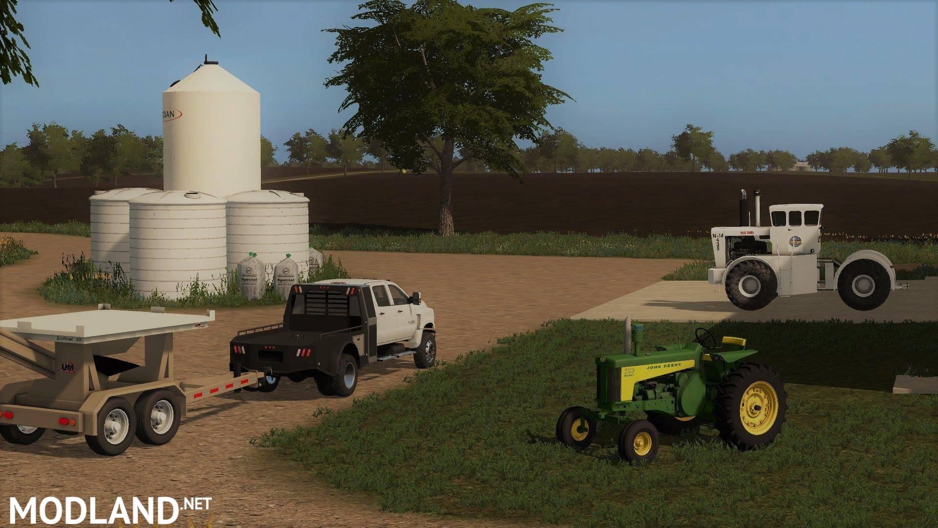 Chevy 4500 v 1 0 mod Farming Simulator 17