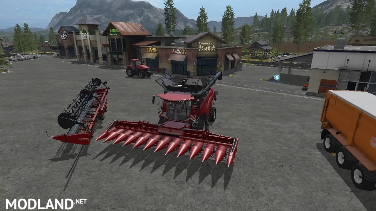 New holland pack v3 fixed mod farming simulator 17