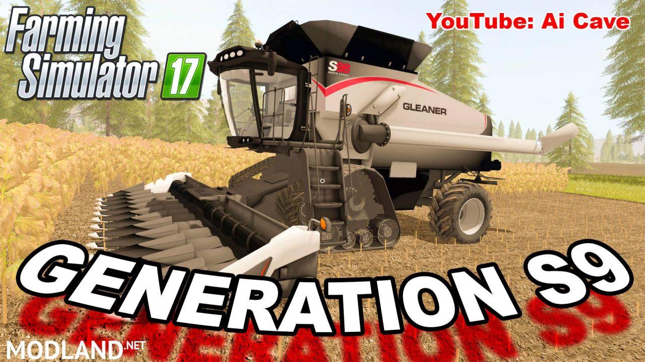 GENERATION S9 SUPER SERIES