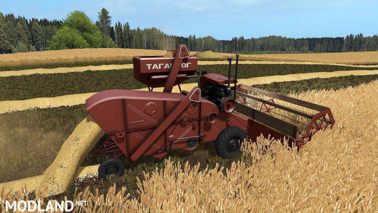 S-4 Harvester