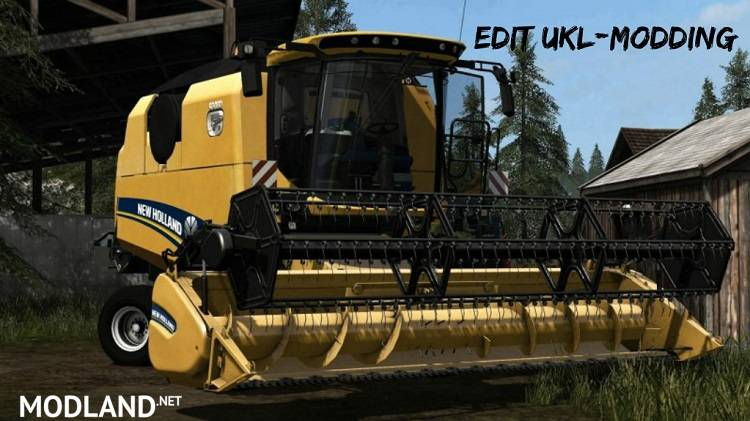 NEW HOLLAND TC4.90 V 1.1 EDIT UKL-MODDING