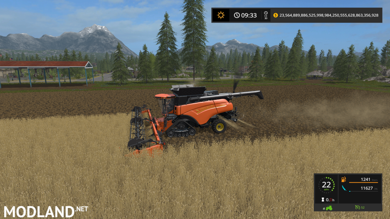 John Deere Orange Pack