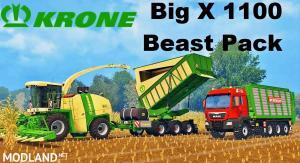 Krone Big X 1100 , 1 photo