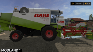 CLAAS LEXION 430/460 PACK v 1.0, 2 photo