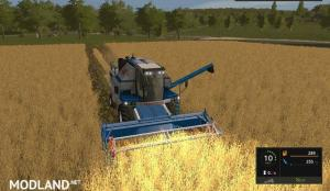 Mod Harvester Enisey 950 v 0.1 BETA, 1 photo