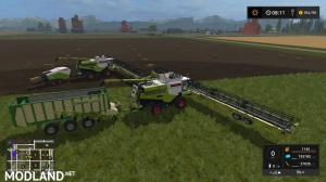 Claas Lexion Ultimate Map Pack, 2 photo