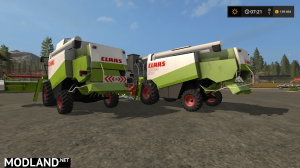 CLAAS LEXION 430/460 PACK v 1.0, 3 photo