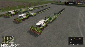 Claas Lexion Ultimate Map Pack, 5 photo