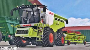 Claas Lexion 780 Full Washable