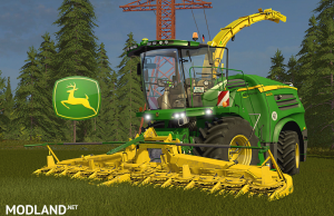 John Deere 8000 Series V4.0 Final Beast Pack, 1 photo