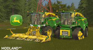 John Deere 8000 Series V4.0 Final Beast Pack, 3 photo