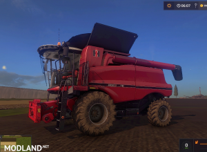 case IH axial-flow 7150 40 years