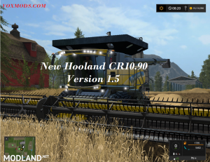 New Hooland CR10.90 V1.5