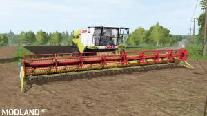 TERRATRAC CLAAS LEXION 777, 1 photo