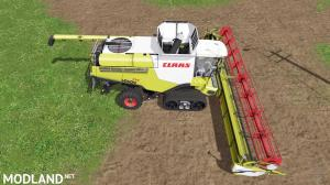 TERRATRAC CLAAS LEXION 777, 3 photo
