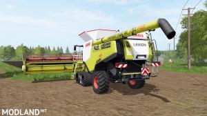 TERRATRAC CLAAS LEXION 777, 2 photo