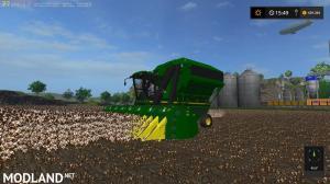FS17 JohnDeere 9950 Cotton Harvester