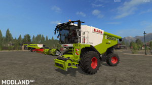 Claas Lexion 780 Set, 2 photo