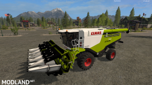 Claas Lexion 780 Set, 1 photo