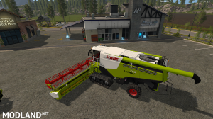 Claas Lexion 780 Set, 5 photo