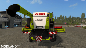 Claas Lexion 780 Set, 8 photo