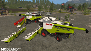 Claas Lexion 780 Set, 3 photo