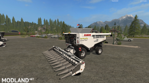Claas Lexion 780 Limited Edition Set, 2 photo