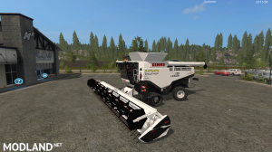 Claas Lexion 780 Limited Edition Set, 3 photo