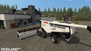 Claas Lexion 780 Limited Edition Set, 4 photo