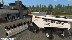 Claas Lexion 780 Limited Edition Set, 5 photo