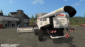 Claas Lexion 780 Limited Edition Set, 6 photo