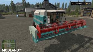 Harvester Lan