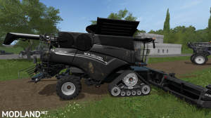 New Holland Pack Bones Eagle355th - Direct Download image