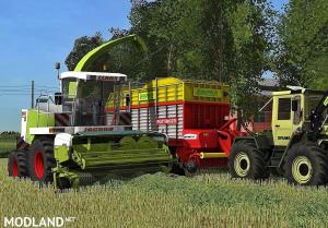 Claas Jaguar 880 Full Pack