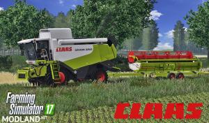 Claas Lexion 550 Full Pack, 1 photo