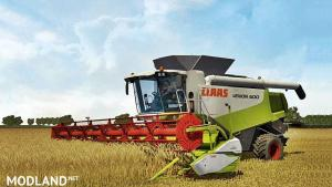 Claas Lexion 600,580 Full Pack, 1 photo