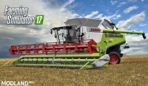 Claas Lexion 700 Series Full Pack