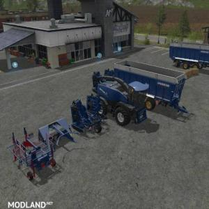 New Holland Forage Pack V6 Update, 1 photo