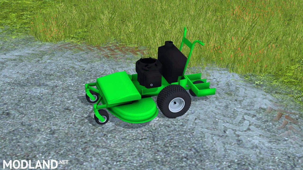 FS17 Mower Pack With Bobcat Mower