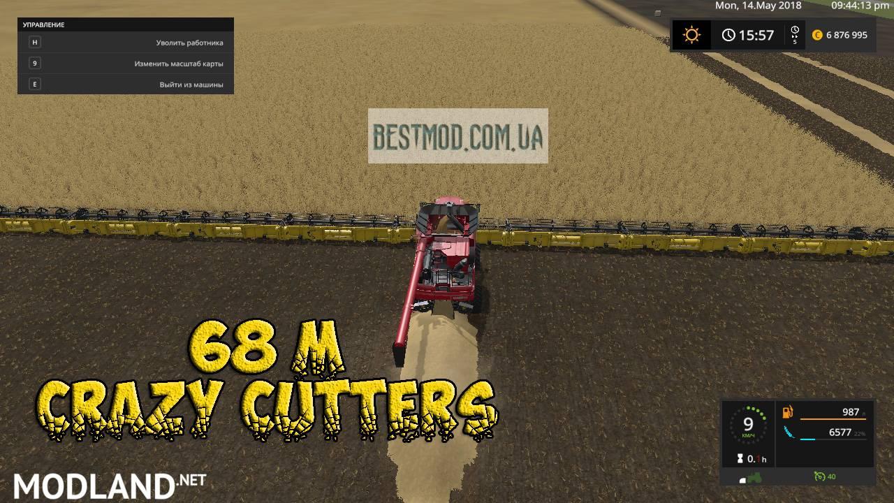 CRAZY CUTTERS PACK (68M...)