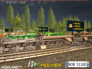 FS 17 Pack Cutter Holmer by BOB51160, 6 photo